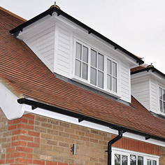 Roof gutters, new, restored gutters, tradional replacement gutters