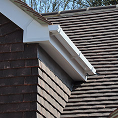 Roof facia boards