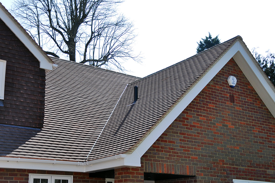 Roof Tiled By C A Bond Amp Sons